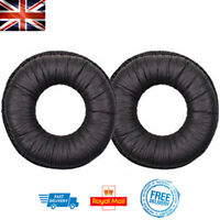 Replacement Ear Pads For SONY MDR-ZX100 ZX300 V300 Headphones 70mm Round Cushion