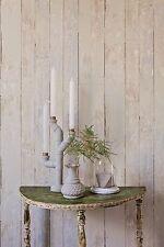 EUR 3,00/qm / Tapete BN 49790 Vintage Holz Shabby Chic Beige Blau Holzoptik