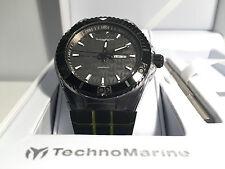 New - Orologio Watch TECHNOMARINE Cruise 45 mm Rif. 113037 - Box & Documenti