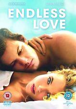 Endless Love Alex Pettyfer, Gabriella Wilde, Robert Patrick NEW UK R2 DVD