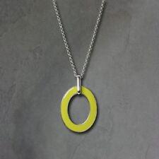Ovale Modeschmuck-Halsketten ohne Stein