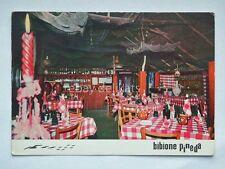 BIBIONE PINEDA Ristorante Tre Casoni Venezia vecchia cartolina