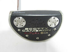 "Used LH Titleist Scotty Cameron Futura 5 CB 34"" Putter With Headcover"