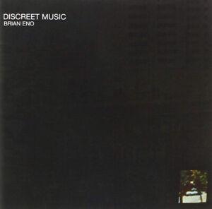 Brian Eno : Discreet Music CD Remastered Album (2009) ***NEW*** Amazing Value
