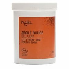 Najel Red Clay for Healthy Glow 1kg