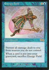 Energy field | nm | Urza 's saga | Magic mtg