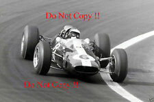 Jim Clark Lotus 25 Winner French Grand Prix 1965 PHOTO 6
