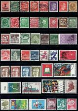 Germany all different lot #25 - 46 stamps