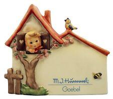 Hummel Hummelnest Plaque NIB #822 NEW IN BOX