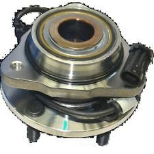 Axle Bearing and Hub Assembly-Base, RWD Front GSP 104200