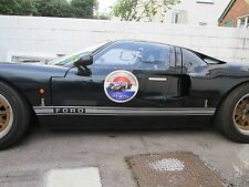 GT40 stickers/50th Anniversary Roundels