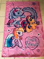 Rare My Little Pony Doona Quilt Cover Set Single Bed Purple Pink