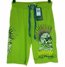 "New Men's Ed Hardy Shorts Beach Lounge Pyjama W28""-30"" Christian Audigier RRP$89"