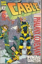 CABLE  #16 1994 -NEW MUTANTS/ X-MEN-''ENHANCED EDITION'' SELLERS/SKROCE...VF/VF-