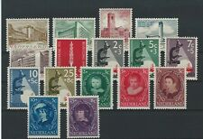 Niederlande Jahrgang 1955 Postfrisch nach NVPH Komplett