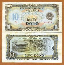 Vietnam, 10 Dong, 1980 (1981), Pick 86, F - VF