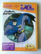 Fisher Price iXL Learning System CD ROM Batman
