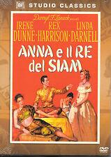 ANNA E IL RE DEL SIAM con Rex Harrison DVD NUOVO