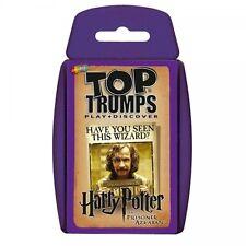 Top TRUMPS Harry Potter Prisoner of Azkaban - Wm022897 Winning Moves