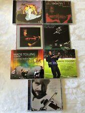 JOHN LUC PONTY 7 GREAT CDS