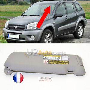 Toyota Rav4 XA20 2004-2005 Pare-soleil Gauche 74320-42420-B0 7432042420B0