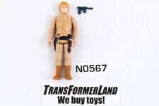 Luke Skywalker (Bespin Fatigues) Incompleto Original Kenner Star Wars