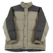 Vintage Down Fill Puffer Jacket | Men's XL | Coat Puffa Parka Winter Warm