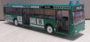 Siku 3121 MB O 405 N Polizei 1/55 (221)