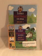 Science Instant Readers Cd-rom & Teacher Guide Set Grade 1 Life,Earth,Physical