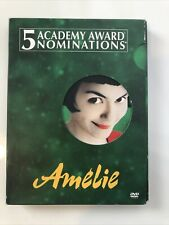 Amelie (Dvd, 2002, 2-Disc Set, Special Edition) tons of extras