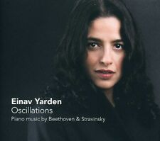 Einav Yarden - Oscillations [New CD] O-Card Packaging