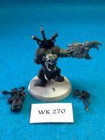 WH40K - Space Orks - Warboss with Power Klaw - Metal WK270