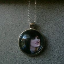 TWILIGHT ALICE CULLEN ASHLEY GREENE UNISEX SILVER PENDANT NECKLACE ADULT / KID