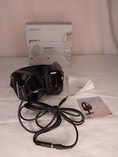 Jeecoo J20 Gaming Headset -- Black -- PS4, PS4 Pro, XBox One, More -- Box Damage