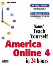 Teach Yourself America Online 4 in 24 Hours