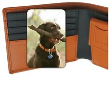 Memorial Photo For Pet Cat Dog Keepsake Plaque Personalised Wallet Card Insert