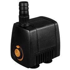 Aquapro Water Feature Pump Flow adjusters Aquapro 550L/hr water feature pump