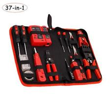 37 in 1 Screwdriver Laptop Repair Tool Kit Network Tester Stripper Cutter Set UK