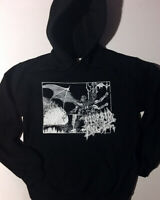 MORBID ANGEL Hoodie CANNIBAL CORPSE Entombed Bolt Thrower Celtic Frost S - XL