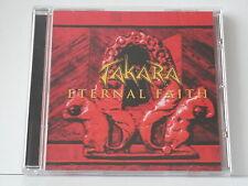 Takara (Jeff Scott Soto) Eternal Faith (2002) Like New, Multipage Booklet