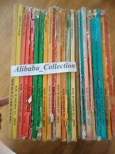 LOT **  22 BD TINTIN ANCIENNES ** no complet INTEGRALE SERIE COLLECTION