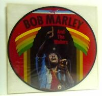 BOB MARLEY AND THE WAILERS self titled (picture disc) LP EX, AR 30004, vinyl,