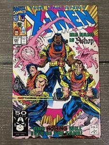 The Uncanny X-Men #282 (Nov 1991, Marvel) First Appearance Of Bishop!! VF 8.0