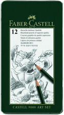 Faber-Castell 8B Hardness Pencils & Charcoal