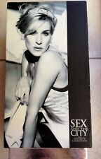 SEX AND THE CITY: The Ultimate Collection (Seasons 1-6) 19-Disc DVD BOX SET -VGC