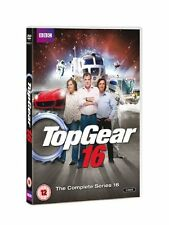 Top Gear - Series 16 3er [DVD] NEU Jeremy Clarkson Motorsport