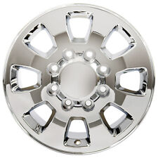 "18"" Chrome Wheels For Chevy Silverado GMC Sierra 2500HD 3500HD 8x180 (set 4)"
