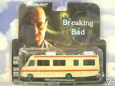 GREENLIGHT 1/64 1986 FLEETWOOD BOUNDER RV BREAKING BAD RARE VERT MACHINE #33021