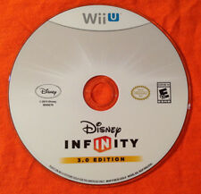 Disney Infinity Edition 3.0 Nintendo Wii U Loose VIDEO GAME ONLY (No Box) *NEW*