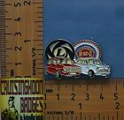 BMC & Leyland Mini Cooper S Red & White Quality Metal Lapel Pin / Badge